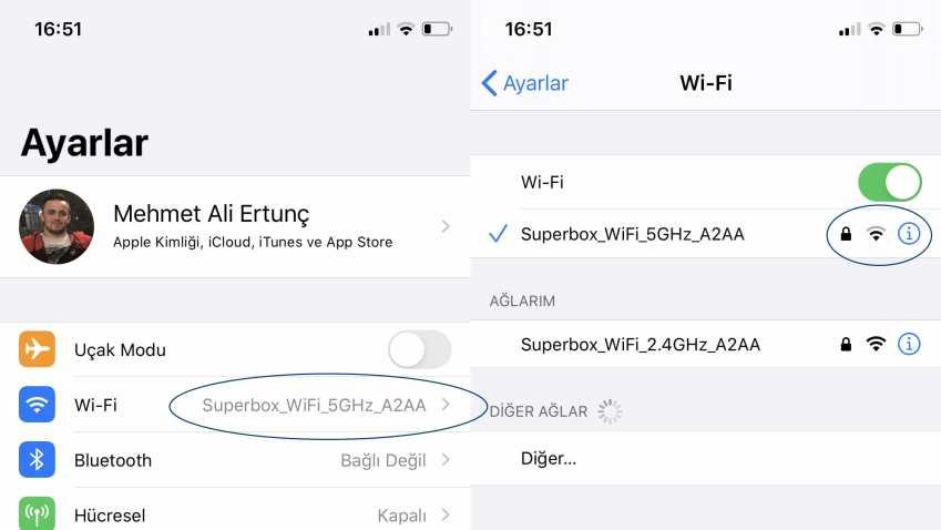 iPhone DNS ayarları nasıl değiştirilir?