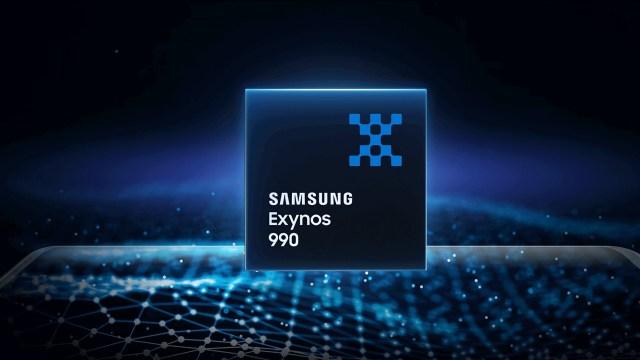 Samsung 3 nm işlemci