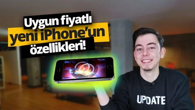 31 Mart'ta gelecek uygun fiyatlı iPhone nasıl olacak?