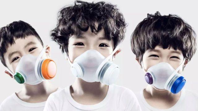 Xiaomi akıllı maske