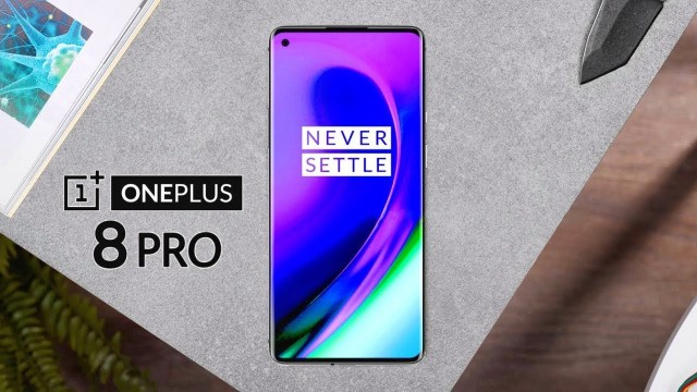 OnePlus 8 Pro görüntüleri