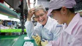 Foxconn'dan Apple için sevindirici haber geldi
