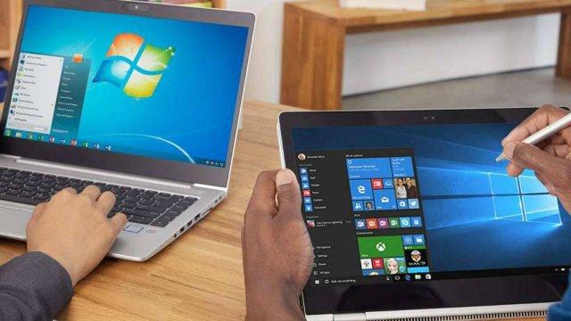 windows 7 kullanım oranı