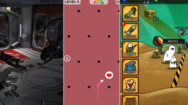 android oyun, ücretsiz android oyun