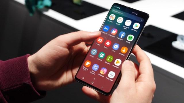 Galaxy S10 cihazlara nasıl format atılır?