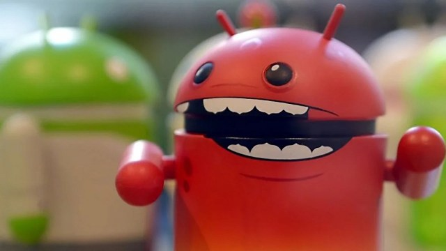Silinemeyen Android virüsü