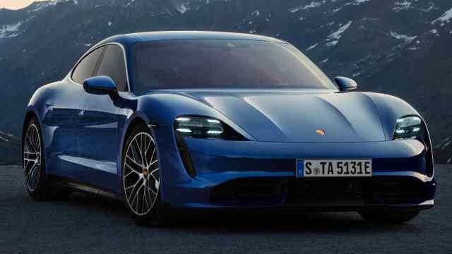 Porsche Taycan fiyatı