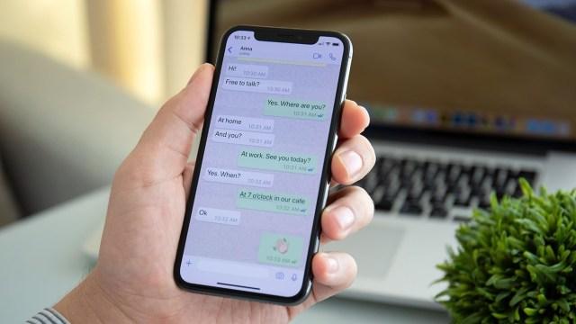 iPhone için WhatsApp'ta yeni bir özellik