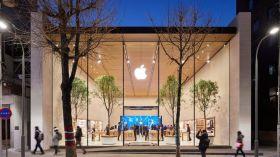 ABD'de işler kızışıyor: Apple mağazaları yağmalanıyor!