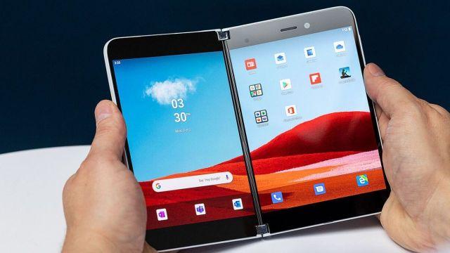 Microsoft Surface Duo özellikleri sızdırıldı! - ShiftDelete.Net