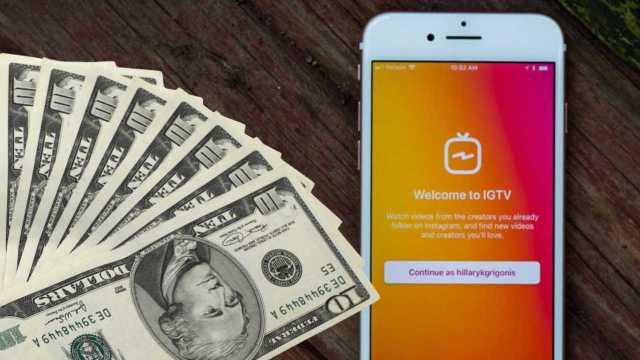 Instagram kullanıcıları para kazanabilecek