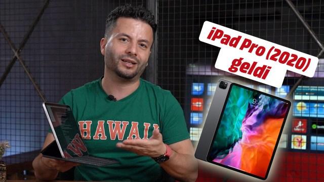 iPad Pro 2020 Magic Keyboard ile nasıl bir deneyim sunuyor?