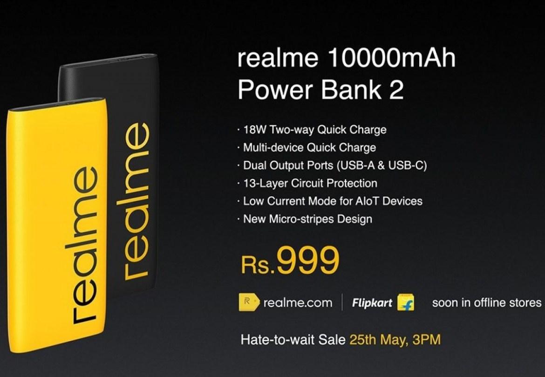 realme powerbank