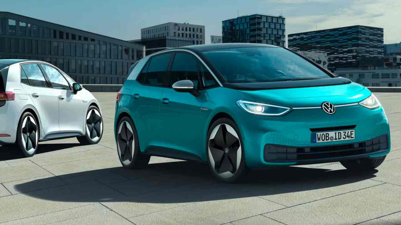 Elektrikli Volkswagen