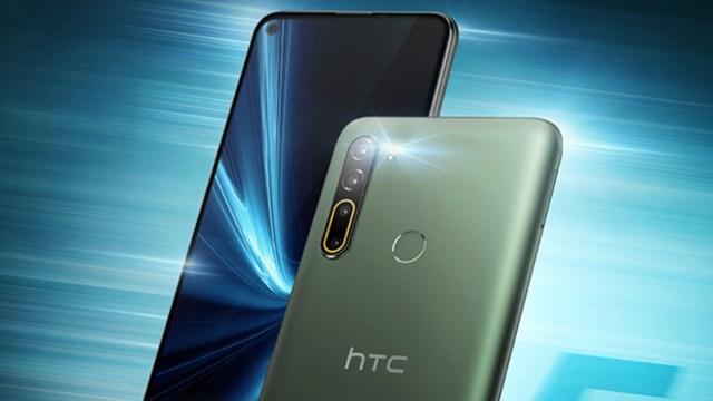 HTC U20 5G ve Desire 20 Pro tanıtıldı!
