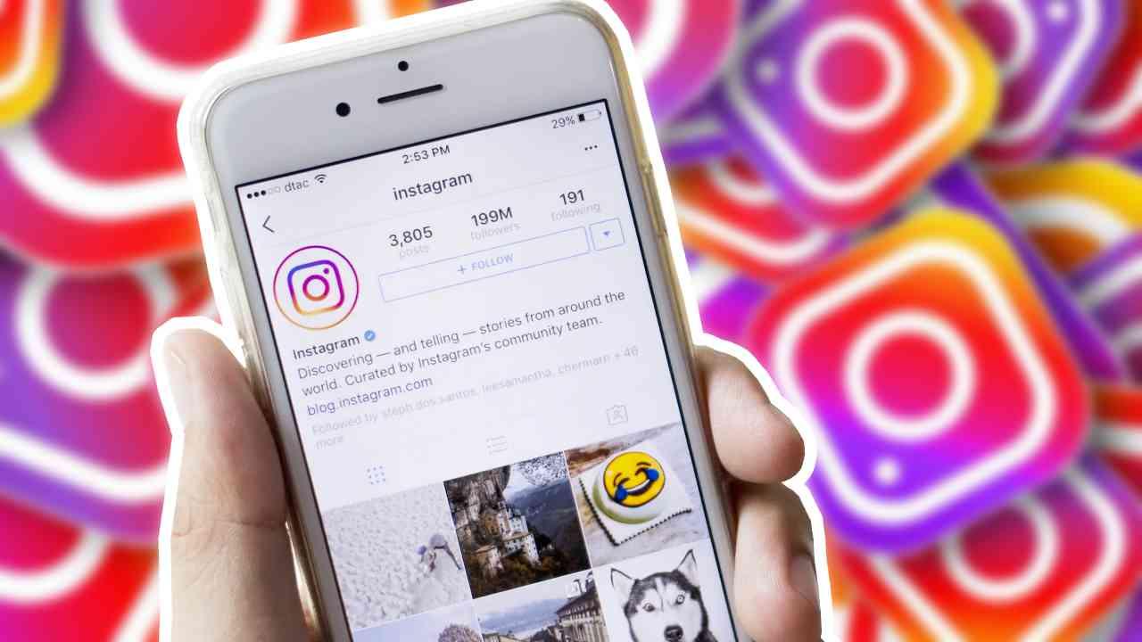Instagram paylaşımları