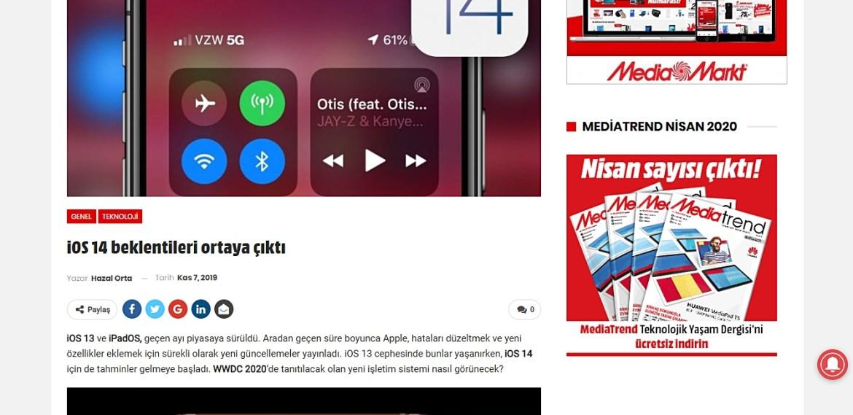 iOS 14 ne zaman çıkacak