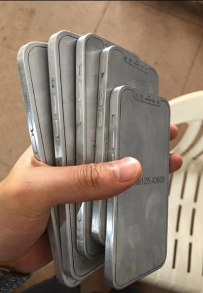 iPhone 12 tasarımı
