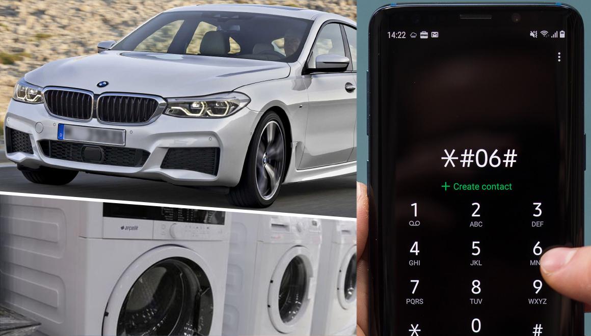 Otomobil IMEI numarası ile kayıt edilecek!