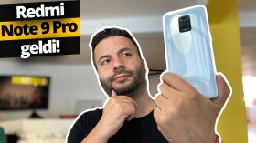Redmi Note 9 Pro kutusundan çıkıyor!