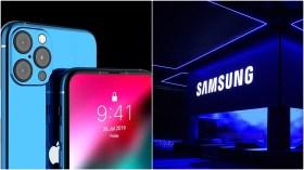Samsung'dan iPhone 12 ekranını etkileyen karar