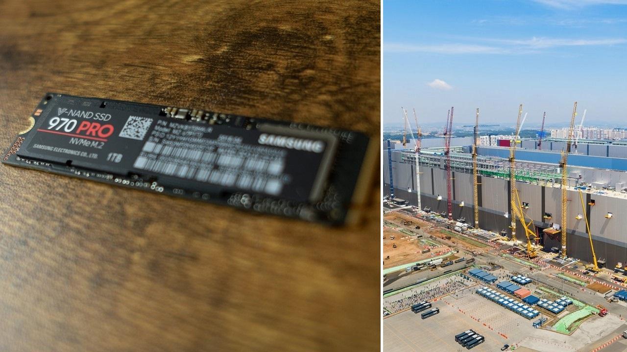 Samsung NAND bellek
