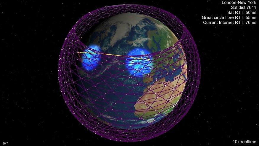 SpaceX Starlink uyduları için parlaklık ayarı yapacak
