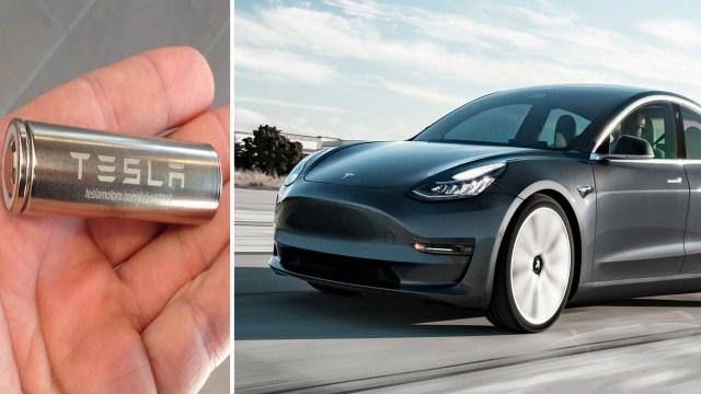 tesla araçların bataryası için büyük iddia
