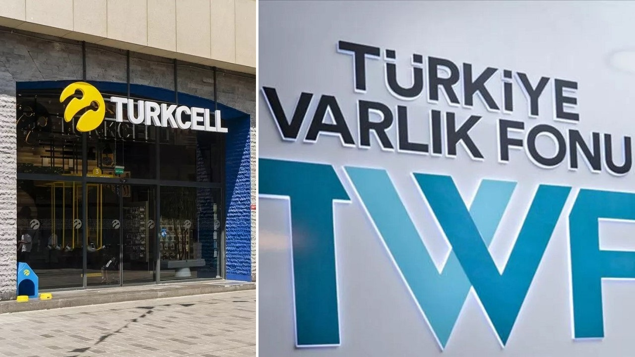 Türkiye Varlık Fonu Turkcell ortağı