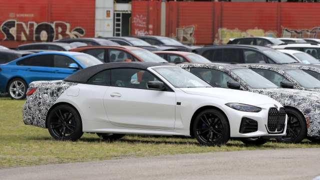 2020 BMW 4 Serisi Cabrio