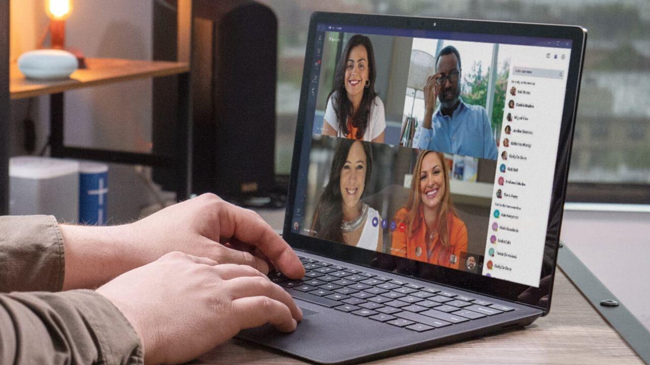 Microsoft Teams 24 saat konuşma