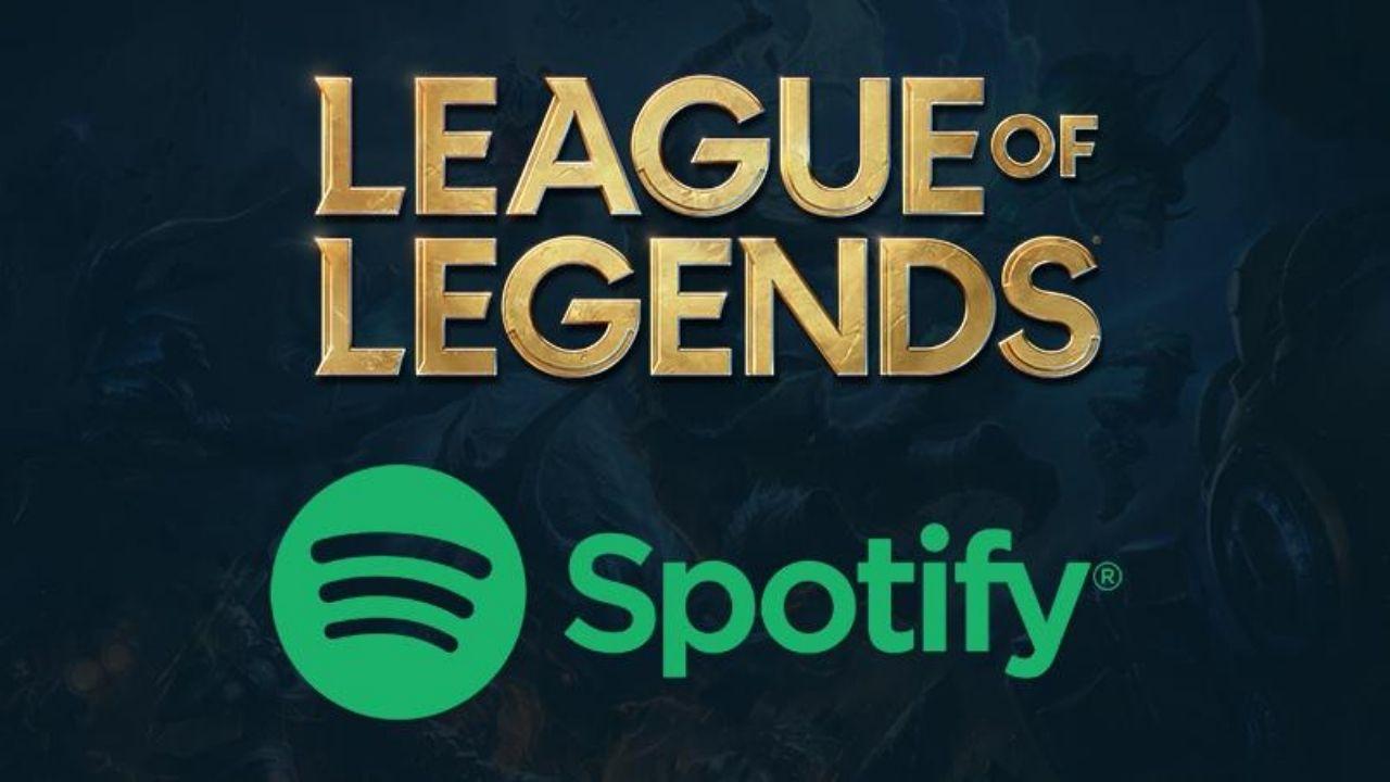 Spotify'ın birinci espor iştiraki: League of Legends 1
