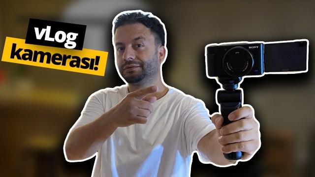 sony zv1 vlog kamera incelemesi, sony zv1 vlog kamera özellikleri