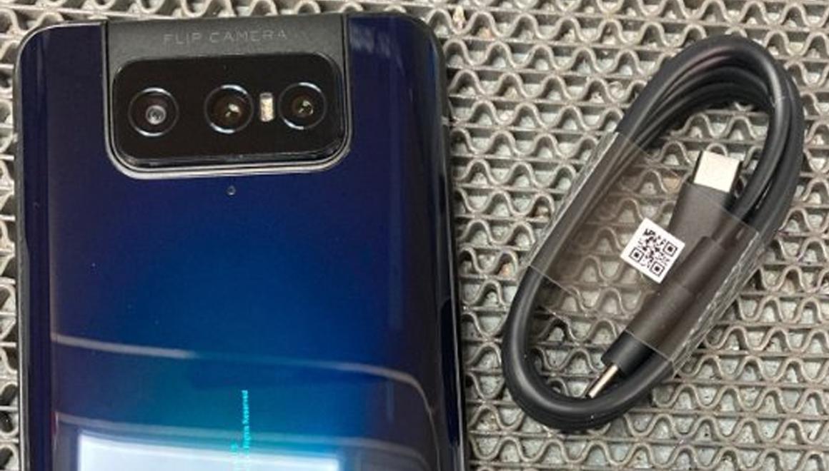 Asus Zenfone 7 tasarımı ile karşımızda! 1