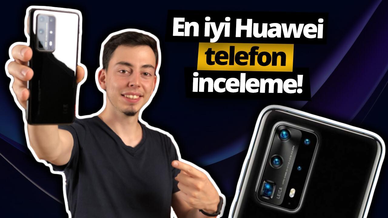 En yeterli Huawei, P40 Pro Plus inceleme! 1
