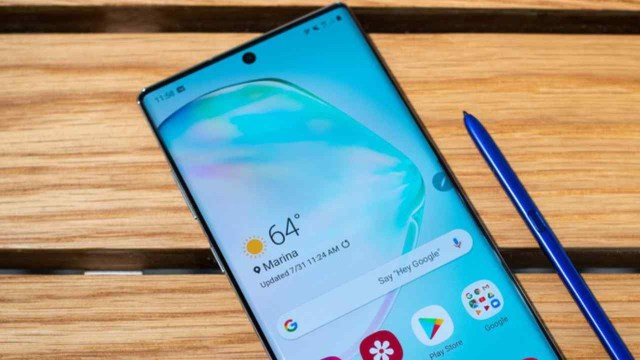 Galaxy Note 20 Ultra'da yeşil ekran sorunu ortaya çıktı