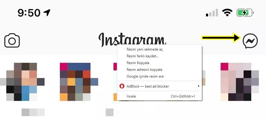 Instagram ile Facebook bağlantısı kurmak