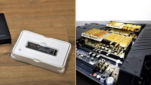 RAM ve SSD fiyatları