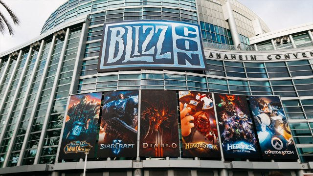 Sanal BlizzCon etkinliği 2021'in başlarında yapılacak