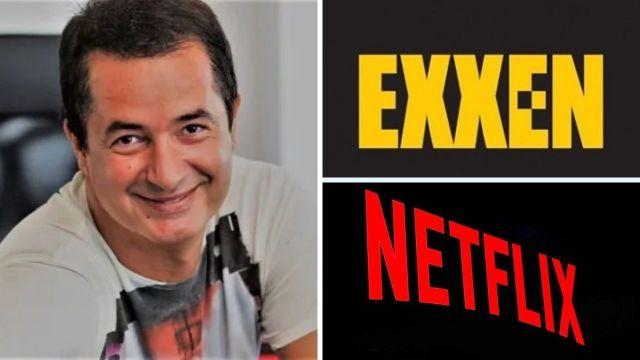 Acun Ilıcalı, Netflix'e rakip oluyor: Exxen