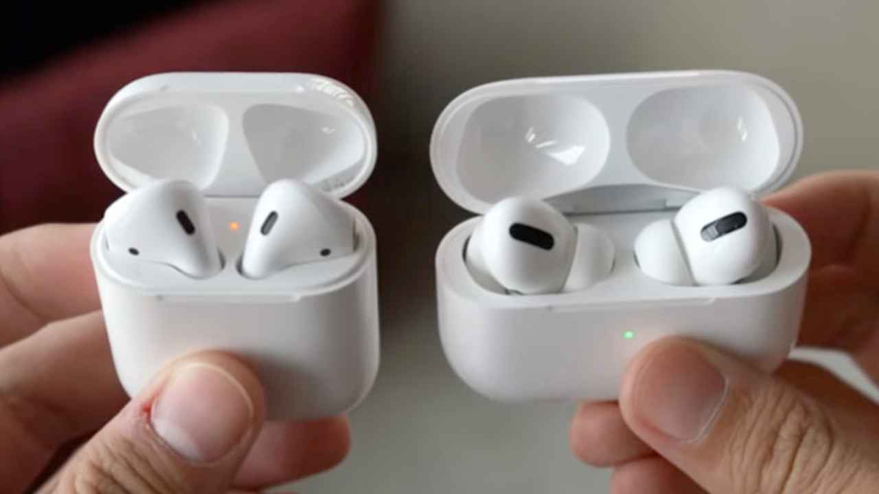 airpods 2 ve airpods pro firmware
