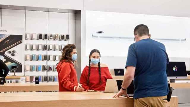 Apple'ın yeni yüz maskesi ortaya çıktı
