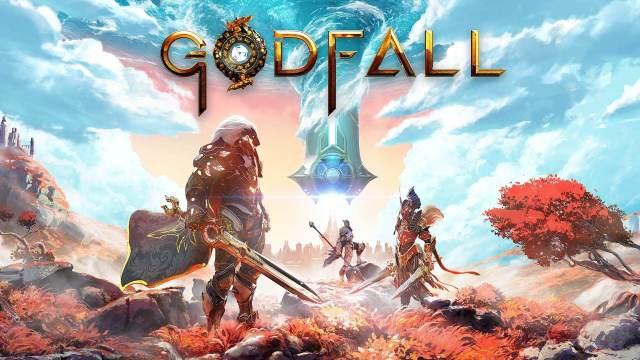 godfall, playstation 5