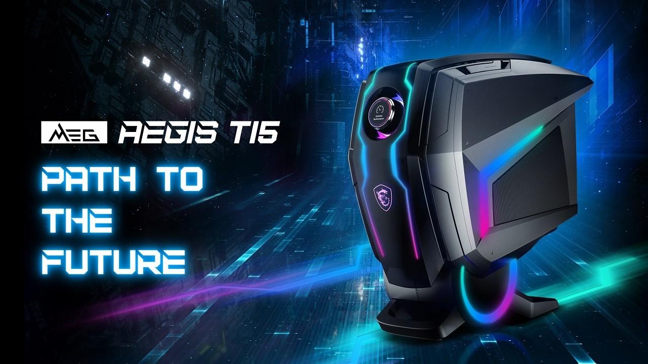 MSI MEG Aegis Ti5 özellikleri