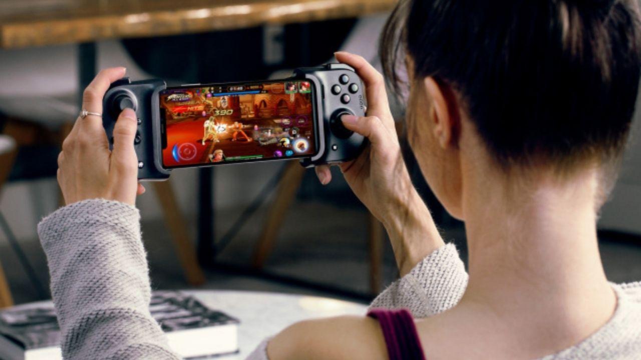 Razer Kishi oyun denetleyicisi için iPhone dayanağı geldi! 1