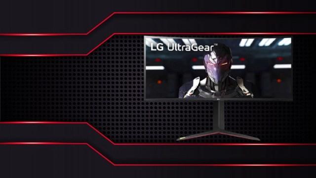 LG 34GP83-A UltraGear