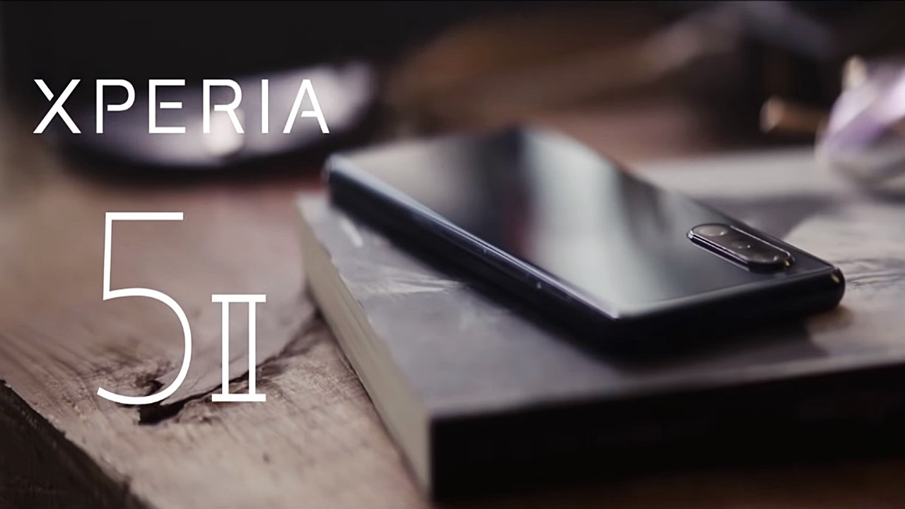 Sony Xperia 5 II canlı canlı görüntülendi! İşte görüntüsü 1