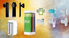 Apple'ın piyasaya sürdüğü farklı aksesuarlar!