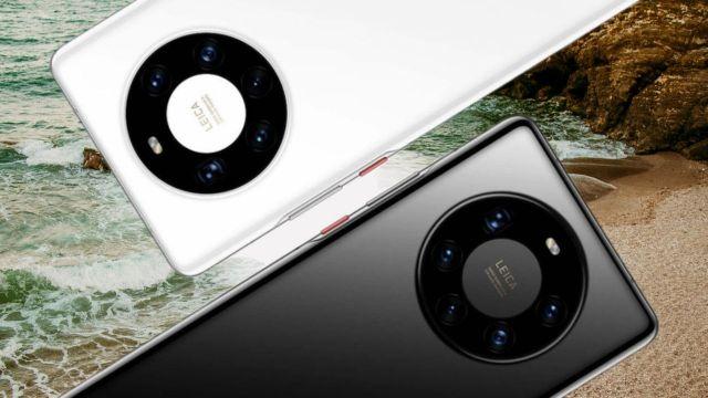 Huawei Mate 40 Pro Plus tanıtıldı: İşte özellikleri
