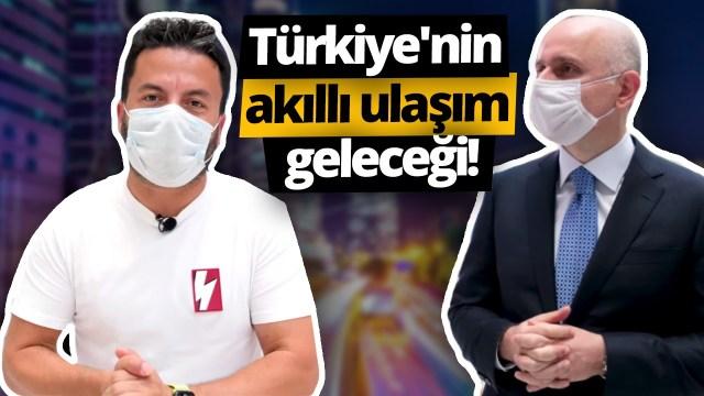 Akıllı ulaşımda Türkiye'yi neler bekliyor